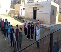 طلاب الإعدادي يؤكدون سهولة الامتحان المجمع ويشيدون بقرار وزير التعليم
