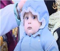 تقرير عن نجاح مصر في القضاء على شلل الأطفال