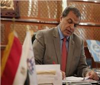 «سعفان» يتابع التفتيش على 64515 منشأة لمتابعة إجراءات مواجهة كورونا
