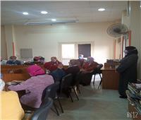 افتتاح وحدة ريادة الأعمال والمشروعات الصغيرة بكفر العلو