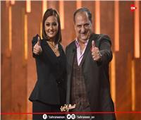 خالد الصاوي وبشرى يكشفان أسرارهم في سهرانين | صور