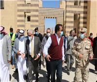 «عبدالغفار»: تشغيل المقر الرئيسي لجامعة الملك سلمان من العام المقبل