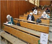 جامعة عين شمس: توفير مناخ مناسب للطلاب لإجراء الاختبارات «ضرورة»
