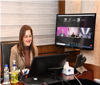 وزيرة التخطيط: قضايا تمكين المرأة أحد اهتمامات الحكومة
