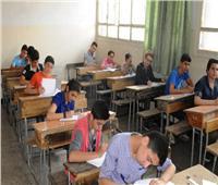 98.39% نسبة حضور طلاب «3 إعدادي» في الامتحان المجمع
