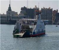 قناة السويس: 19 سفينة إجمالي الحركة الملاحية بموانئ بورسعيد