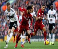 بث مباشر| مباراة ليفربول وفولهام في الدوري الإنجليزي