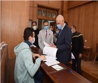 «القاصد» يتفقد امتحانات الدراسات العليا بكلية الطب جامعة المنوفية
