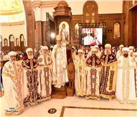 البابا تواضروس يشرح خدمة الأساقفة السبعة الجدد