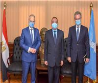 السفير اليونانى: عدد المشروعات الاستثمارية اليونانية في مصر بلغ 104 مشروعاً