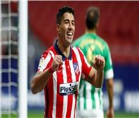 «سواريز» يسجل هدف تقدم أتليتكو على ريال مدريد