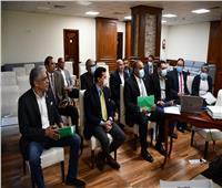 وزير الرياضة يترأس اجتماع اللجنة العليا لمبادرة «مصر بلا غرقى»