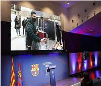 «ميسي» يشارك في انتخابات برشلونة