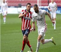 «كريم بنزيما» يحقق رقمًا قياسيًا في ديربي مدريد