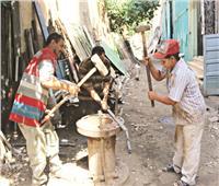 30 عامًا في زي الرجال.. شيماء جمال «ست تفوت في الحديد»