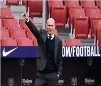 زيدان يتحدث عن تعادل ريال مدريد مع أتلتيكو