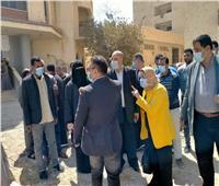 بدء أعمال التطوير الشامل لمستشفى دار السلام المركزي بسوهاج