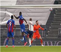 كريستال يسجل هدف التعادل في توتنهام قبل نهاية الشوط الأول| فيديو