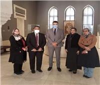 إطلاق اسم «مبصري القلوب» على مسار زيارة ذوي الإعاقة في«الفن الإسلامي»