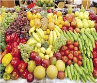 أسعار الفاكهة في سوق العبور اليوم 8 مارس