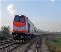 حركة القطارات| 40 دقيقة تأخير على خط «طنطا - المنصورة - دمياط»