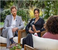 هاري وميجان يتهمان العائلة المالكة بالعنصرية
