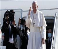 بابا الفاتيكان يغادر العراق بعد زيارة تاريخية
