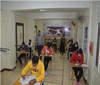 جامعة الوادي الجديد تواصل الامتحانات وسط إجراءات احترازية مشددة