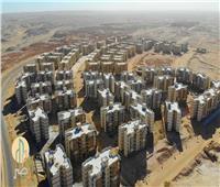 «الإسكان»: تنفيذ 1584 وحدة إسكان اجتماعي و2640  في«سكن مصر»   صور