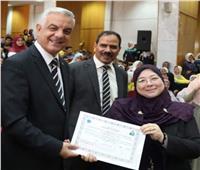 خاص  د.هبة الغتمي: المرأة المصرية أثبتت كفاءة كبيرة في العمل الحكومي
