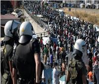 غضب باليونان لصدامات الشرطة مع المتظاهرين .. القصة كاملة