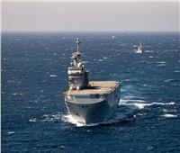 القوات البحرية المصرية والفرنسية تنفذان تدريباً عابراً بـ«البحر الأحمر»