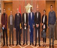 غرفة القاهرة تبحث مع سفارة سريلانكا سبل زيادة التبادل التجاري