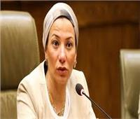 وزيرة البيئة تهنئ السيدات بيوم المراة العالمي