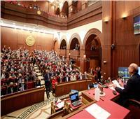 عبد الحي عبيد رئيسا لخارجية الشيوخ