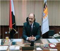 «أبو زيد» يتسلم مهام عمله مديرًالتعليم سوهاج