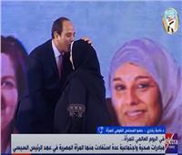 نادية زخاري: المرأة المصرية تشهد العصر الذهبي في عهد الرئيس السيسي | فيديو