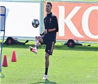 رونالدو يستعد لقيادة «اليوفي» في إياب ثمن نهائي دوري أبطال أوروبا