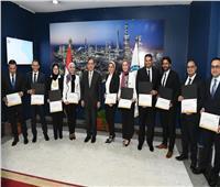 وزير البترول يشهد تكريم خريجي برنامج «القادة»