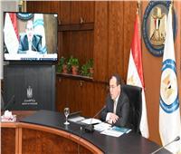 وزير البترول يشهد الجمعية التأسيسية لشركة بتروناس مصر للزيوت