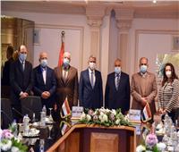بروتوكول تعاون بين الهيئة العربية للتصنيع وهيئة تنمية الصعيد