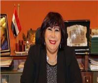 خاص| إيناس عبد الدايم: أعتز بكوني أول امرأة تتولى وزارة الثقافة