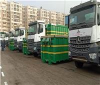 خاص| 69 مليون جنيه لتطوير معدات وعربات هيئة نظافة القاهرة
