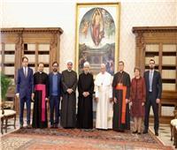 «العليا للأخوة الإنسانية» تشيد بزيارة البابا فرنسيس للعراق