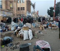 «رئيس المحلة الكبرى»: نقل الباعة الجائلين من ميدان المحطة لسوق طلعت حرب