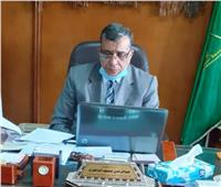 قوافل جامعة المنوفيه تساهم بمبادرة حياه كريمه