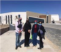 متحف شرم الشيخ يواصل استقبال زواره