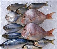 أسعار الأسماك في سوق العبور اليوم ٩مارس