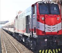 حركة القطارات| «40 دقيقة» تأخيرات بين القاهرة والإسكندرية