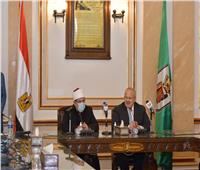 وزير الأوقاف يشيد بجامعة القاهرة وما حققته عالميا في البحث العلمي